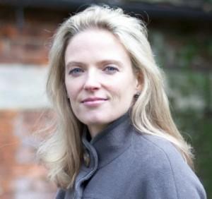 Judith O'Higgins (geb. Schroer) (Foto: WRD¸ Bildrechte: Patrick Ohligschläger/S. Fischer Verlage)