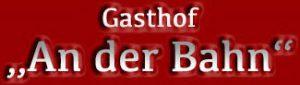 GasthofAnDerBahn