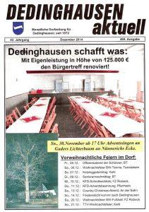 Nr. 469 - Dezember 2014