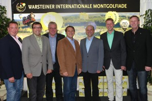 Vertragsunterzeichnung Warsteiner - Schützenverein Dedinghausen