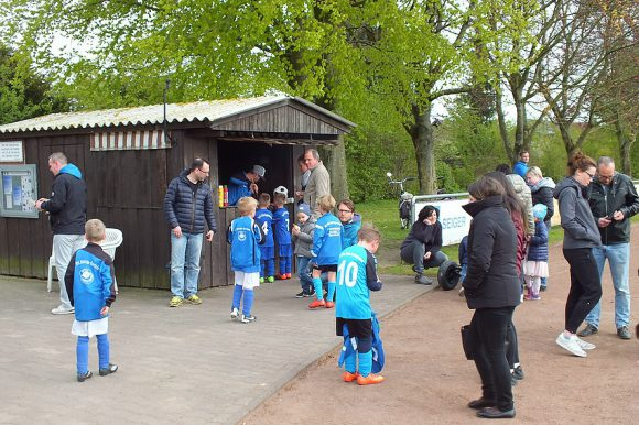 2017 Spielrunde G-Jugend