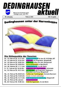 Ausgabe 526- Februar 2020